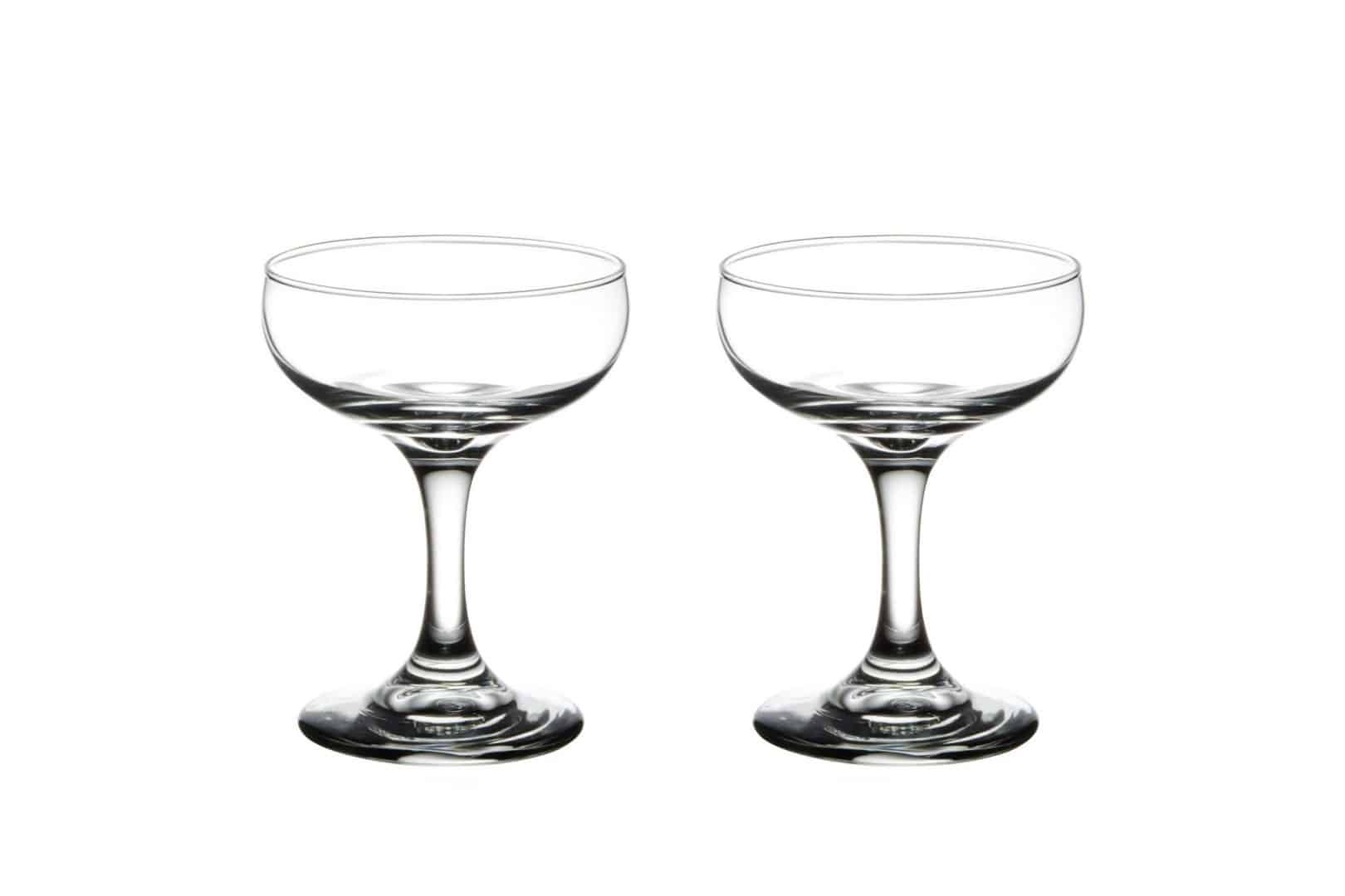 163ml Libbey Embassy Coupe Set Of 2 Cocktail Kit