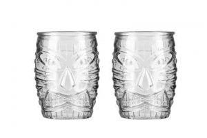 Tropical Tiki Glasses