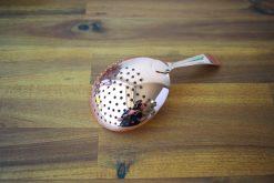 Copper Julep Strainer