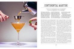 Continental Martini