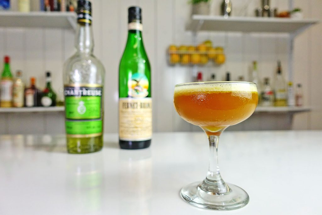 Industry Sour Cocktail