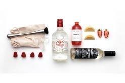 Rum Berry Bramble