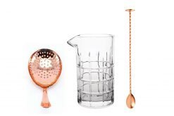Copper Stirring Set